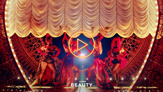 Moulin Rouge! The Musical — BEAUTY!